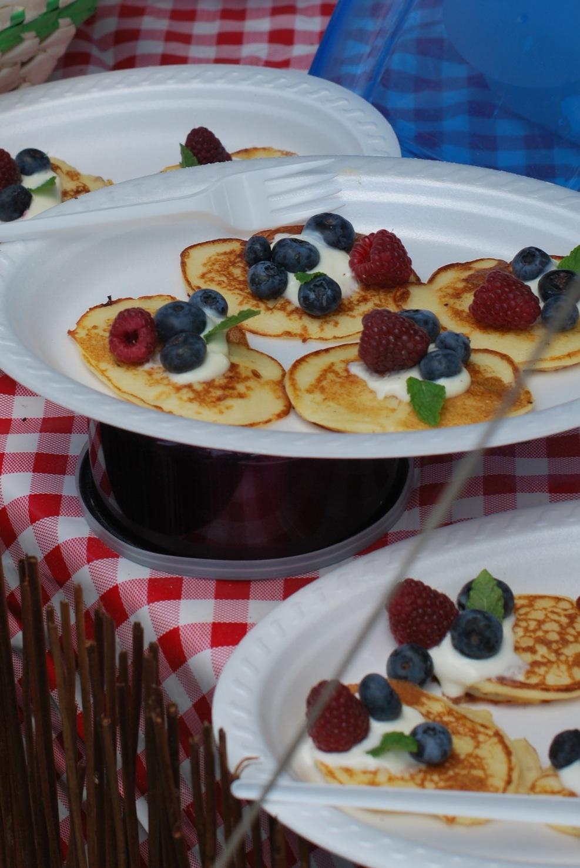 Ob Pfannkuchen, Palatschinke oder pan cake: Auf polnisch heißen sie nalesniki